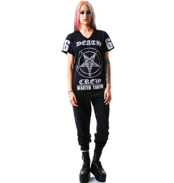Killstar Baphomet Hockey Top