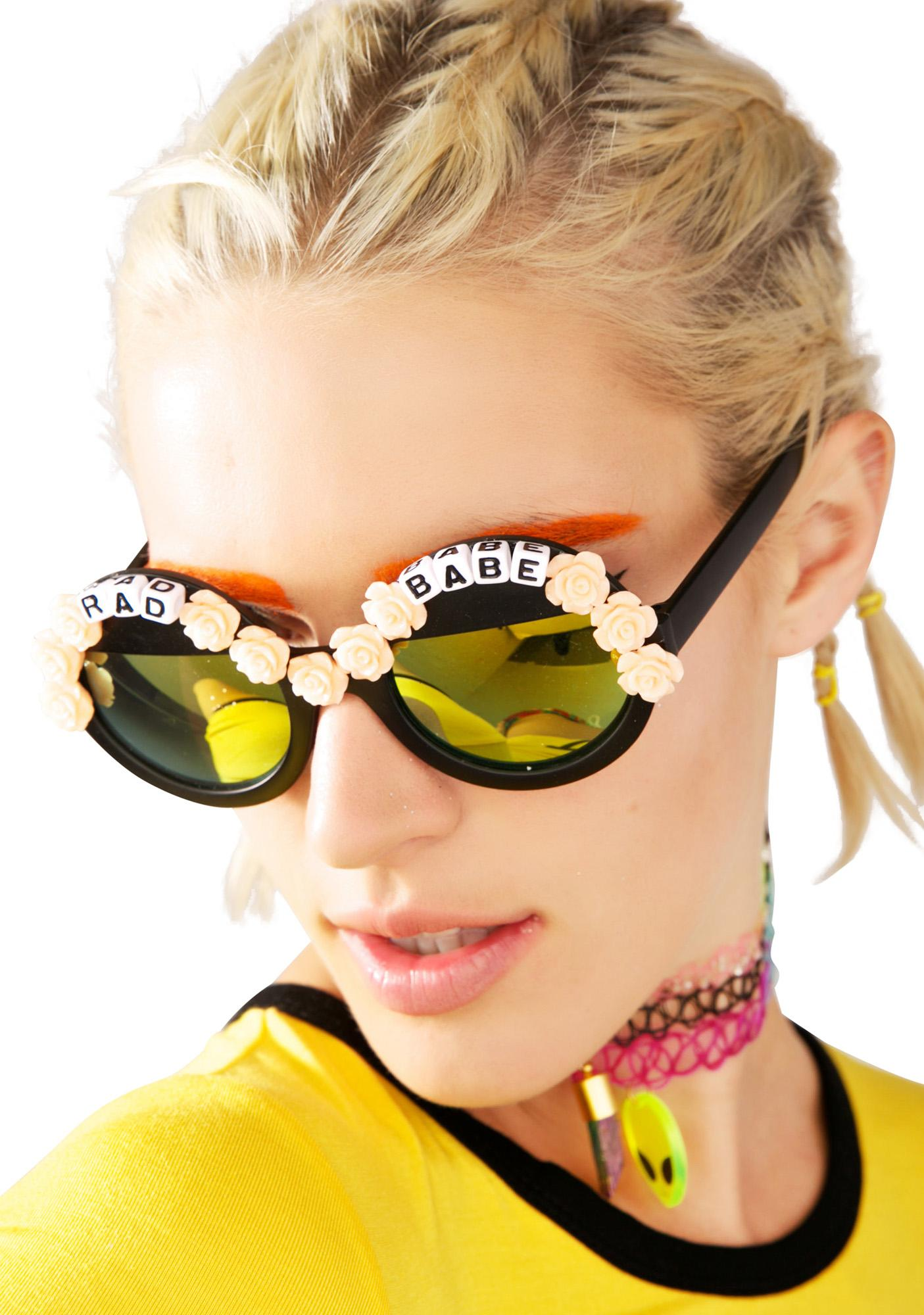 Rad and Refined Rad Babe Sunglasses