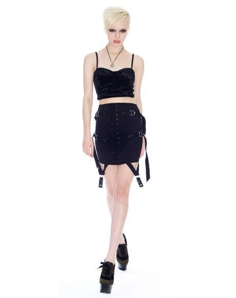 Garter Skirt