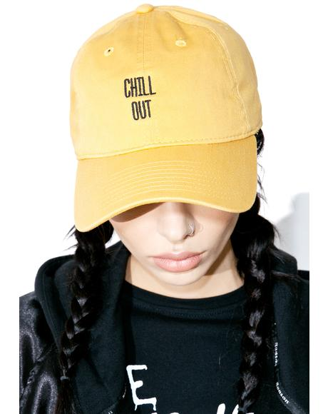 Chill Out Dad Hat