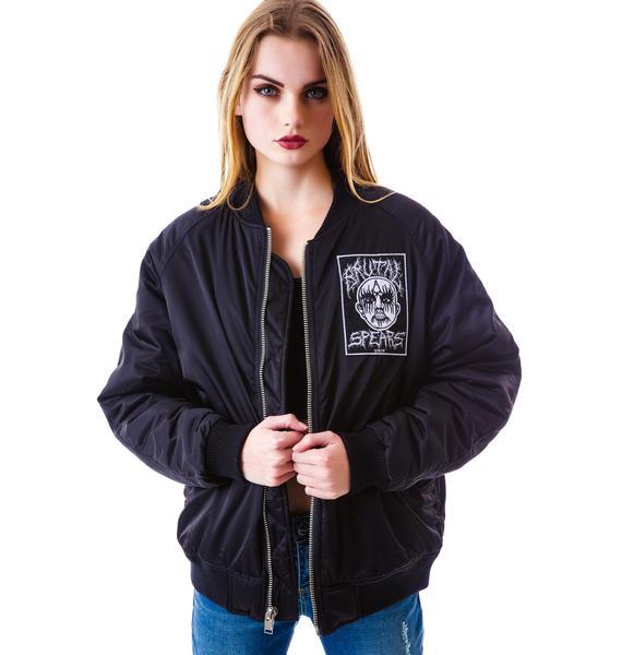 UNIF Brutal Bomber Jacket