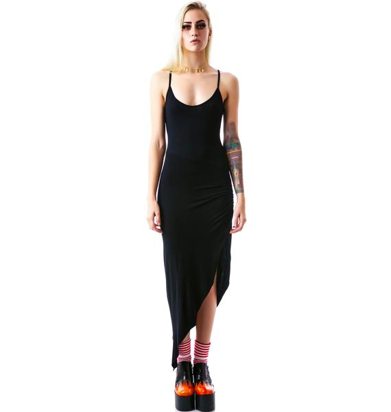 Black to Basics Maxi Dress