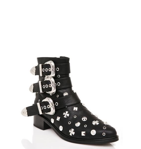 Current Mood Santeria Boots
