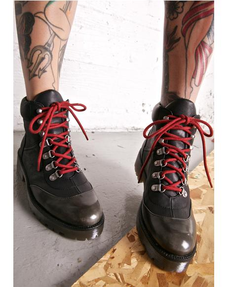 Trent Lace-Up Boots