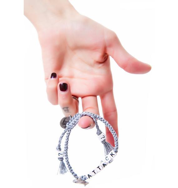 Venessa Arizaga Shark Attack Bracelet