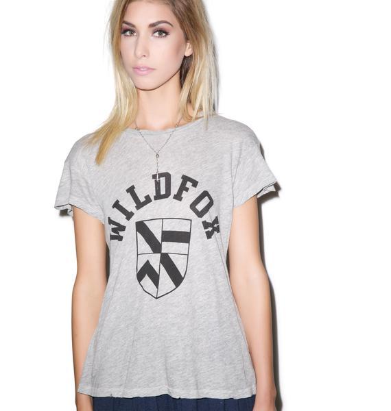 Wildfox Couture Desert Crew P.E. Shirt