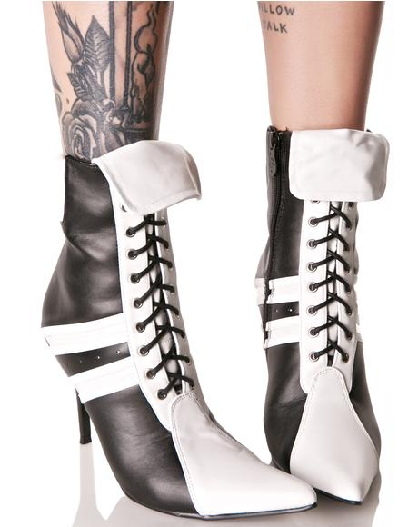 Prize Fighter Boots