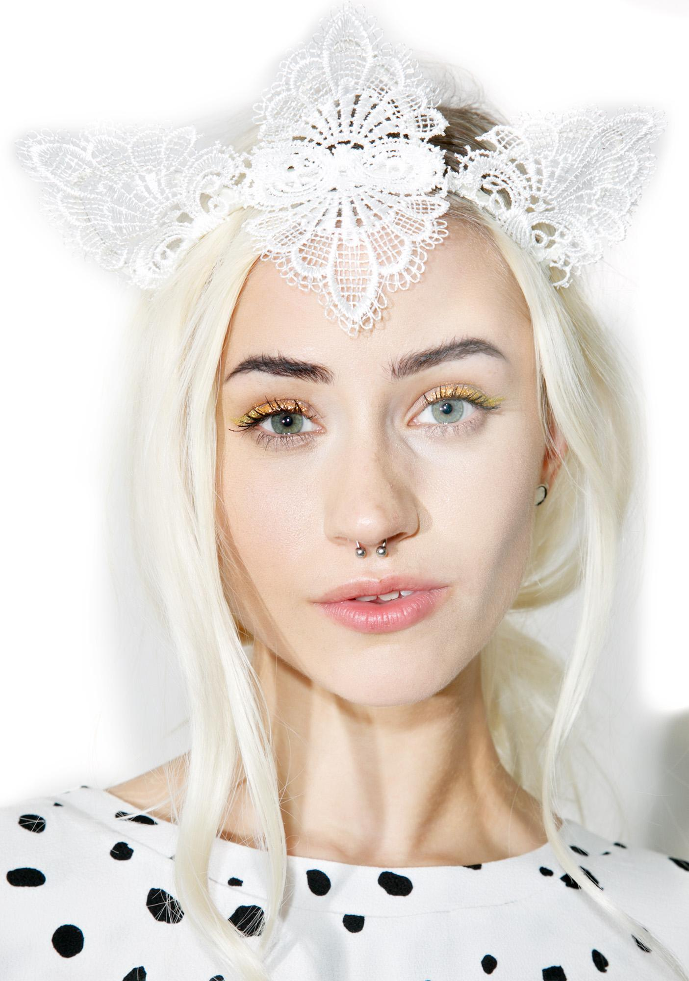 Icy Fantasy Headband