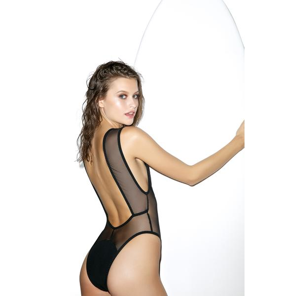 Minimale Animale The Lava Firebird Swimsuit