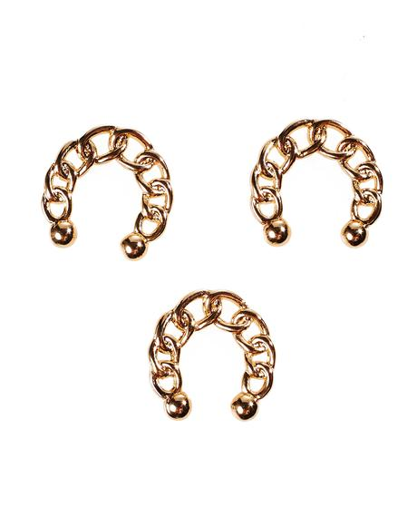 Linked Up Septum Clip Set