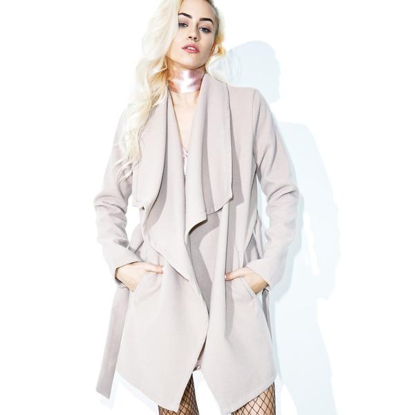 Hidden Chances Trench Coat