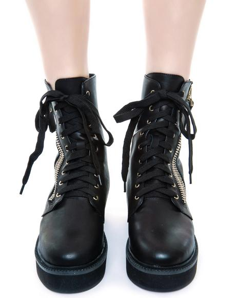 Trench Boot