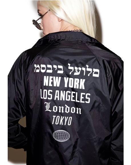 Worldwide Coaches Jacket