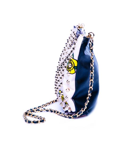 Joyrich Tire Parade Clutch Bag