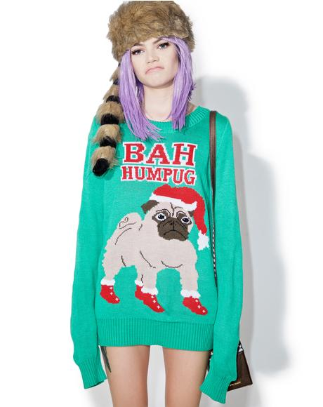 Bah Humpug Sweater