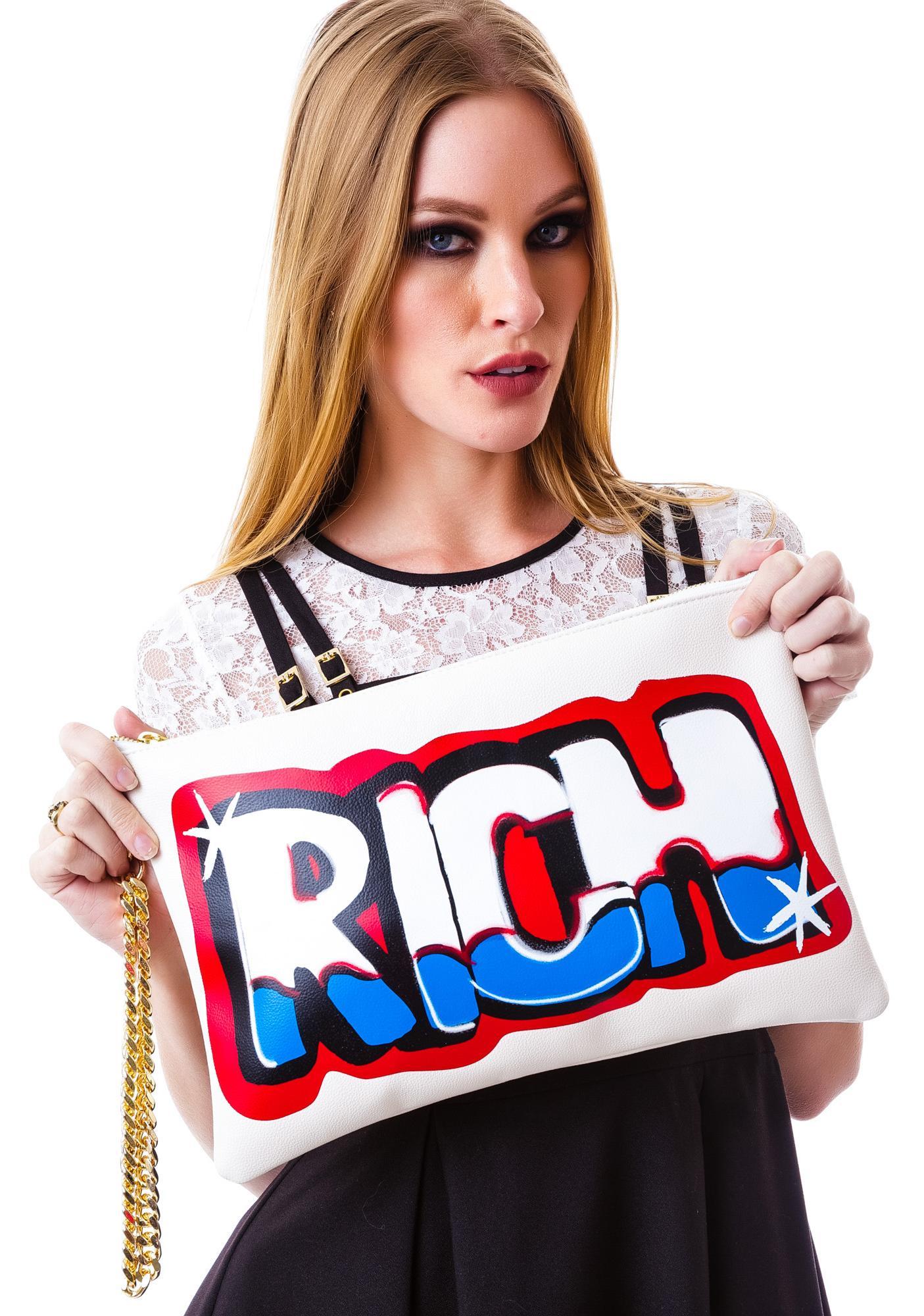 Joyrich Rich Clutch Bag