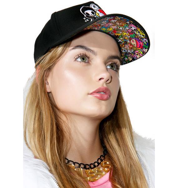 Tokidoki Stellina Adios Hat