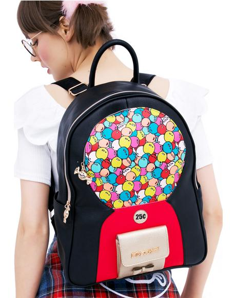 Bubblegum Backpack
