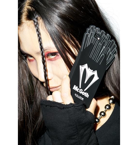 Killstar McGoth IPhone Case