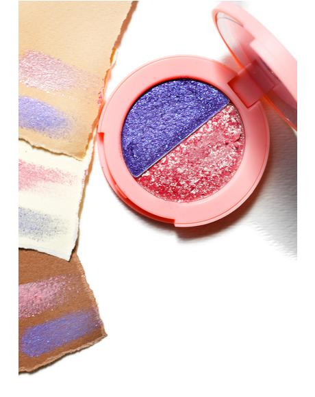 Tutu/En Pointe Superfoil Eyeshadow Duo