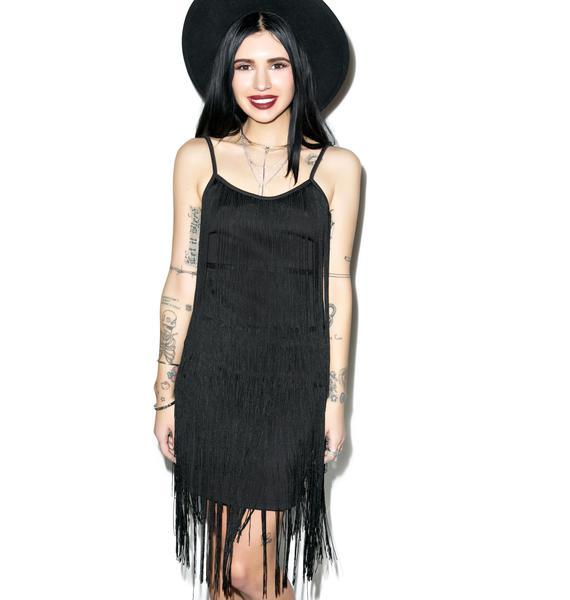 Glamorous Stop Tasseling Me Dress