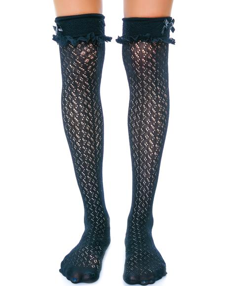 Easy A Thigh Highs