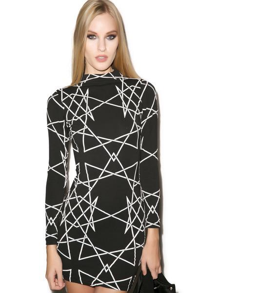 Long Clothing Infinity Dress