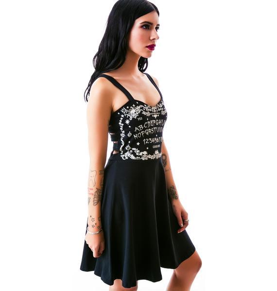 Ouija Sweetheart Dress