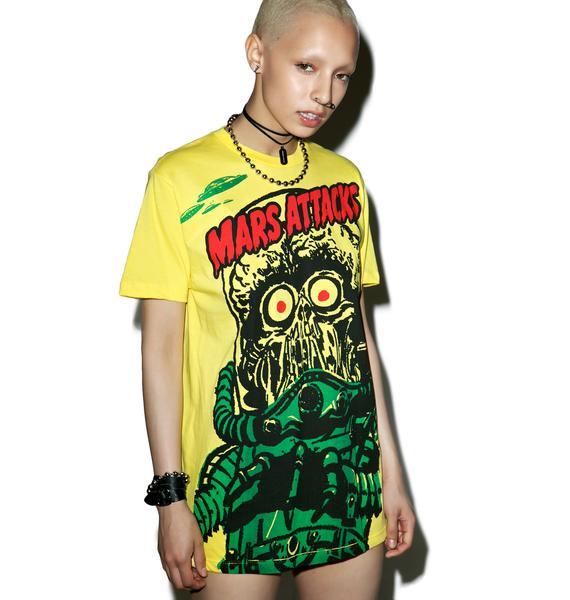 Martian Mayhem Tee