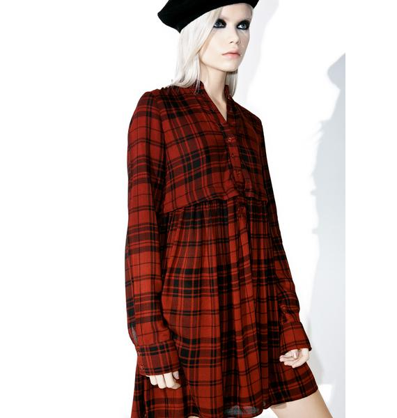 Moxie Shirt Dress