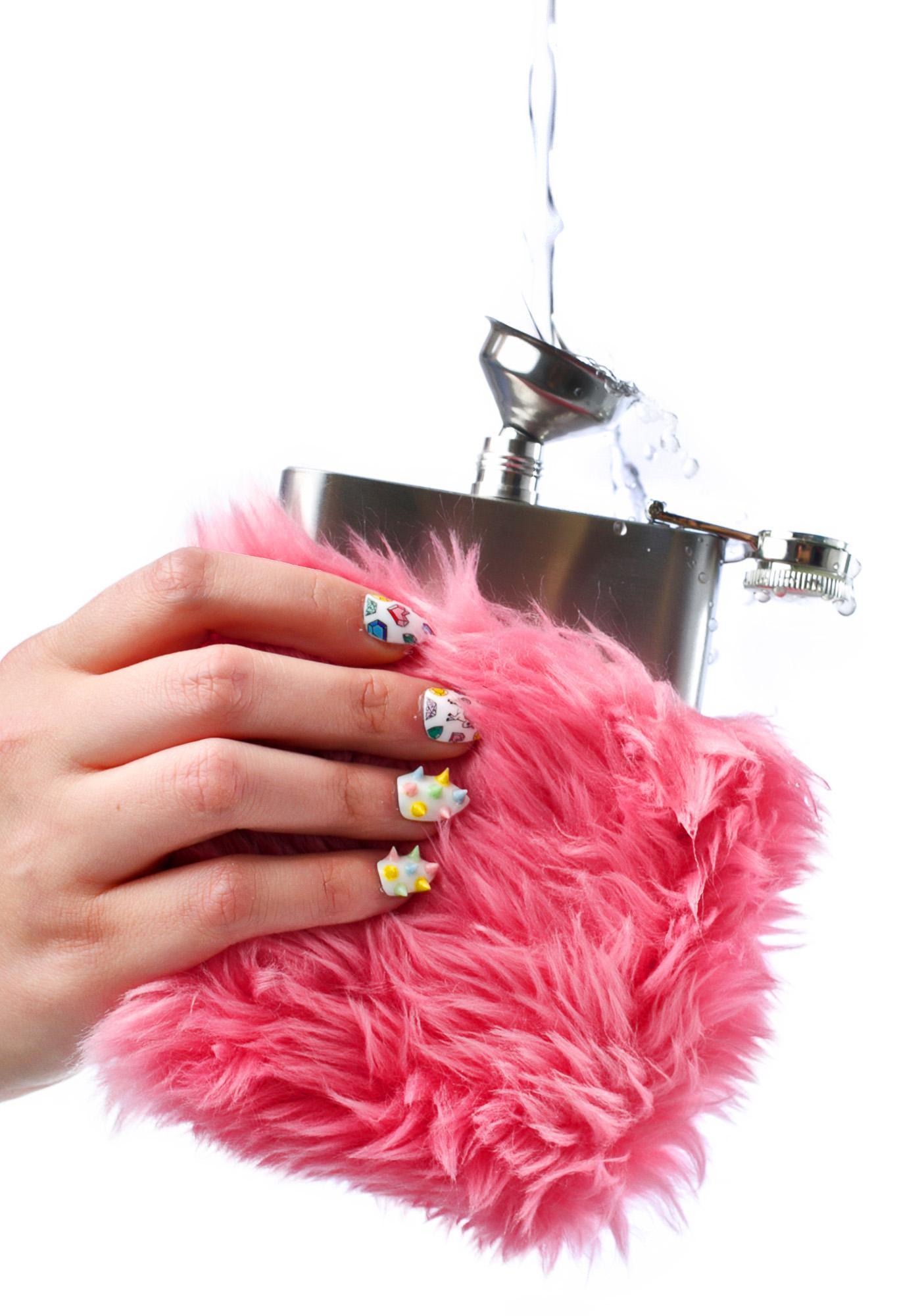 Kerenika Kim's Kocktails Furry Flask