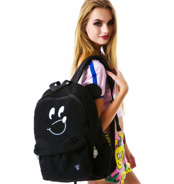 Lazy Oaf Bear Necessities Backpack