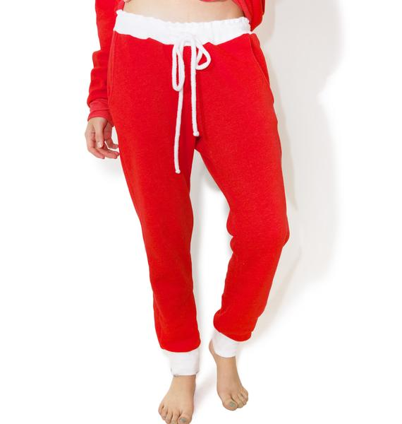 Wildfox Couture Fame Joggers