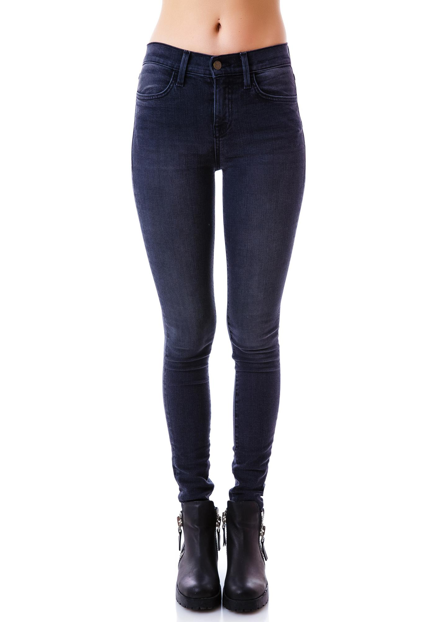 Wildfox Couture Volcanic Scarlett Jeans