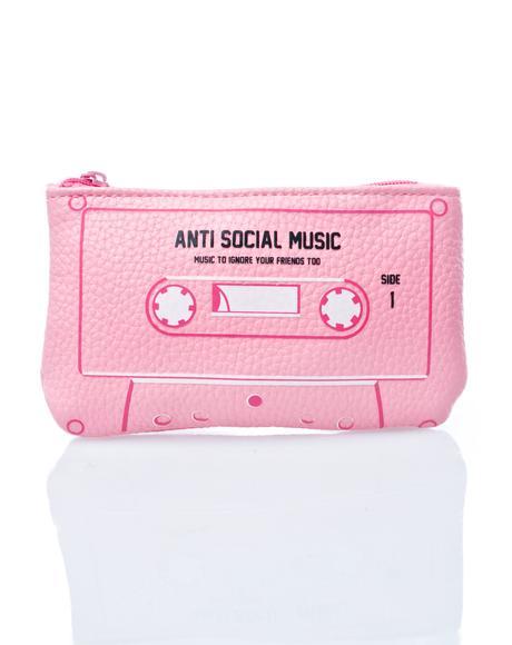 Anti Social Coin Purse