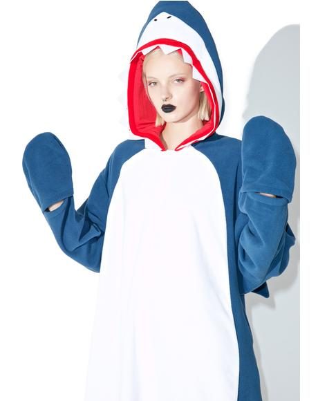 Great White Shark Kigurumi