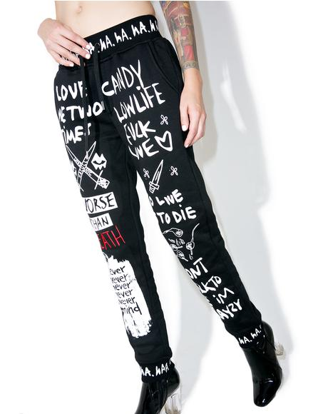 Collective Joggers