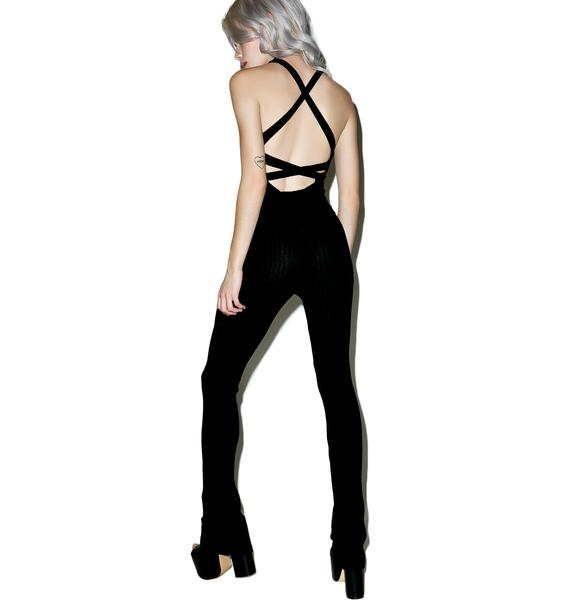 Unapologetic Strappy Jumpsuit
