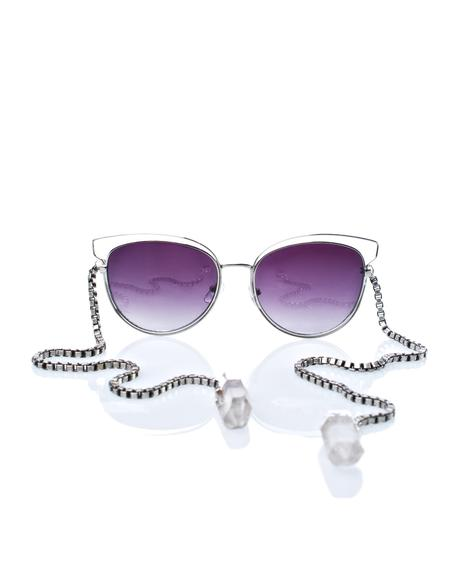 Be Here Meow Sunglasses