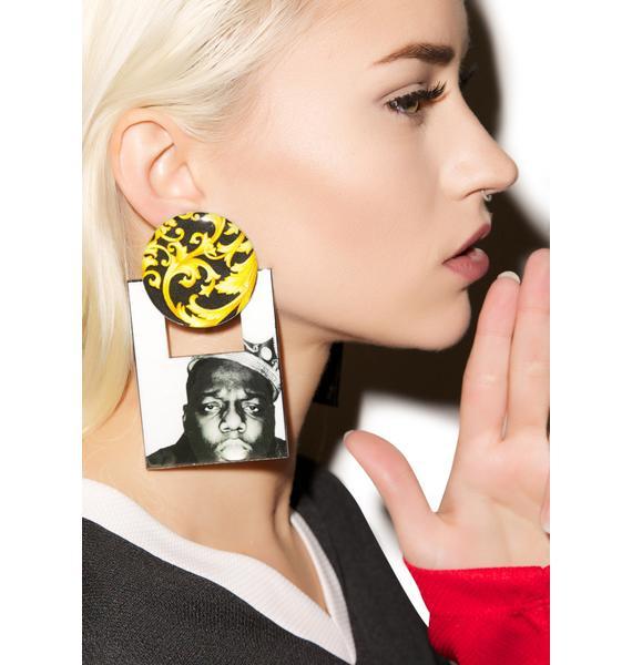 Big Papa Earrings