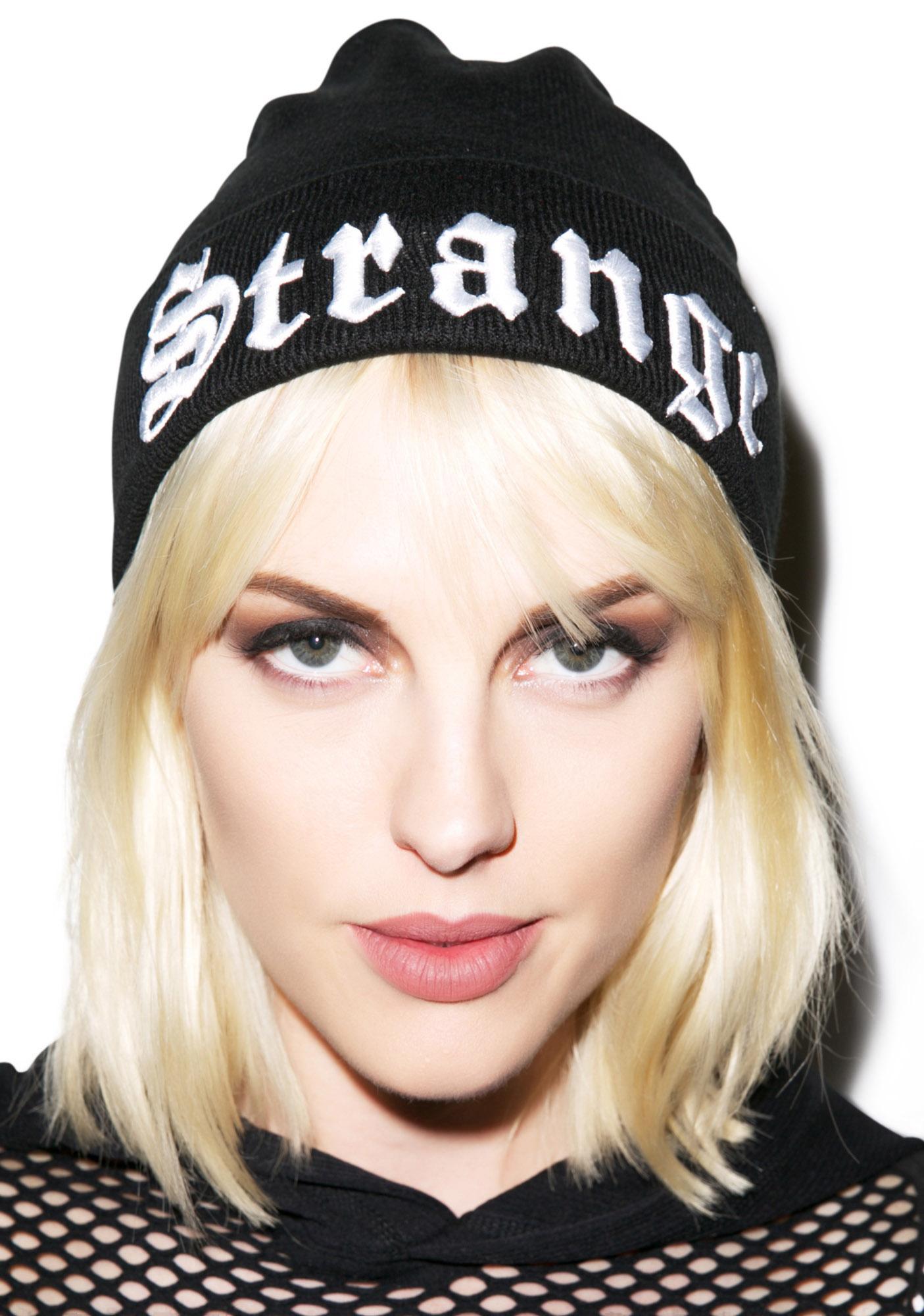 Killstar Strange Beanie