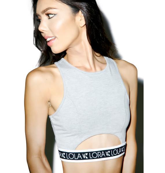 MeYouVersusLife Lola Lora Undies Top