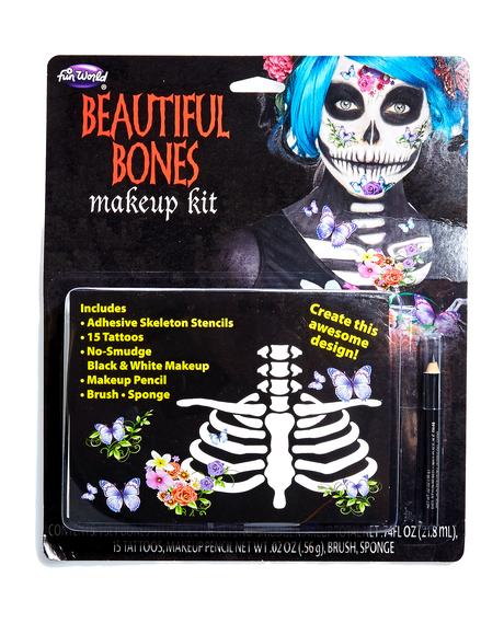 Blooming Bones Makeup Kit