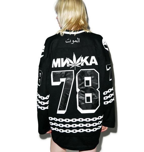 Mishka Aftershock Hockey Jersey