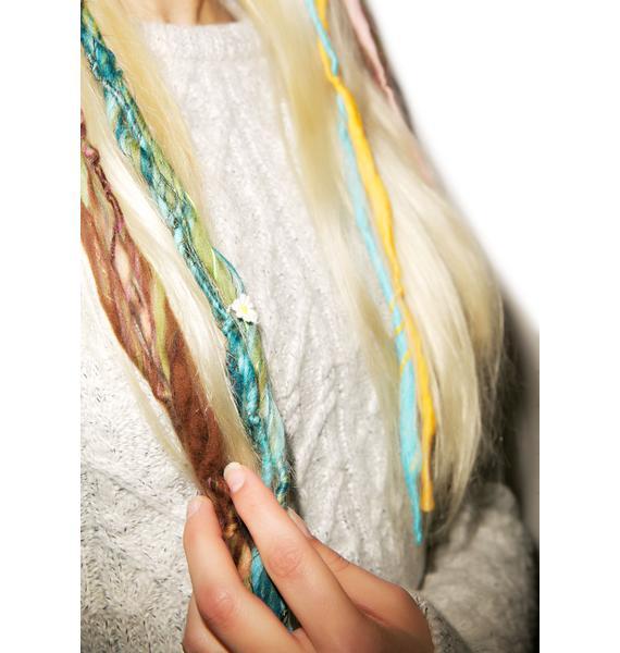 Boho Dance Hair Fall