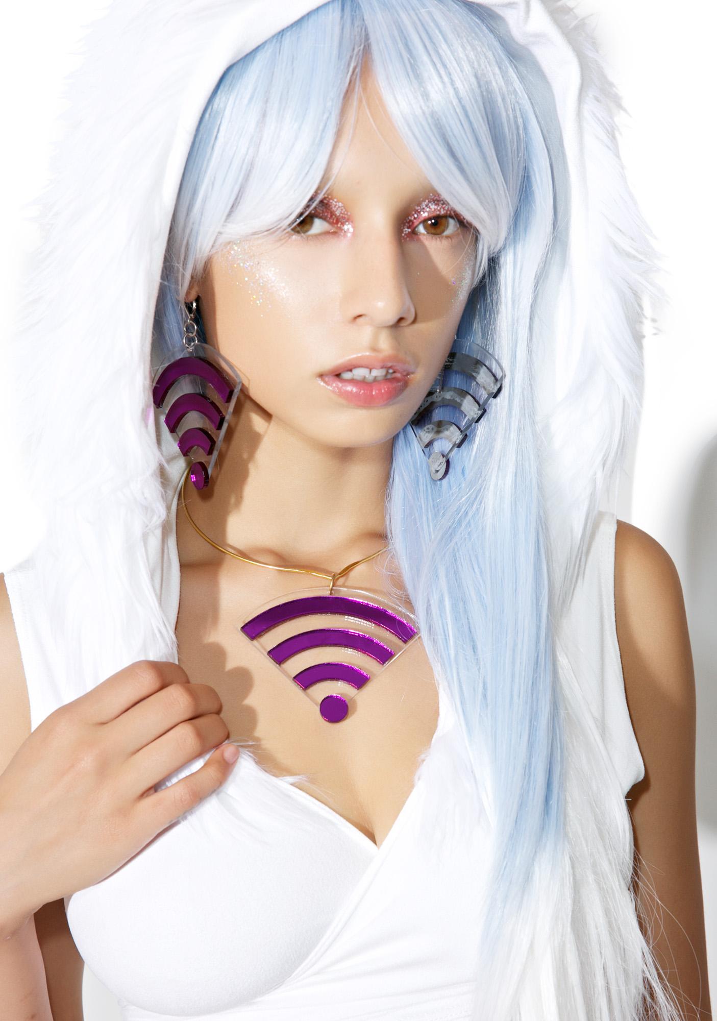 Marina Fini Wifi Choker