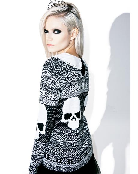 Girly Ghoul Sweater