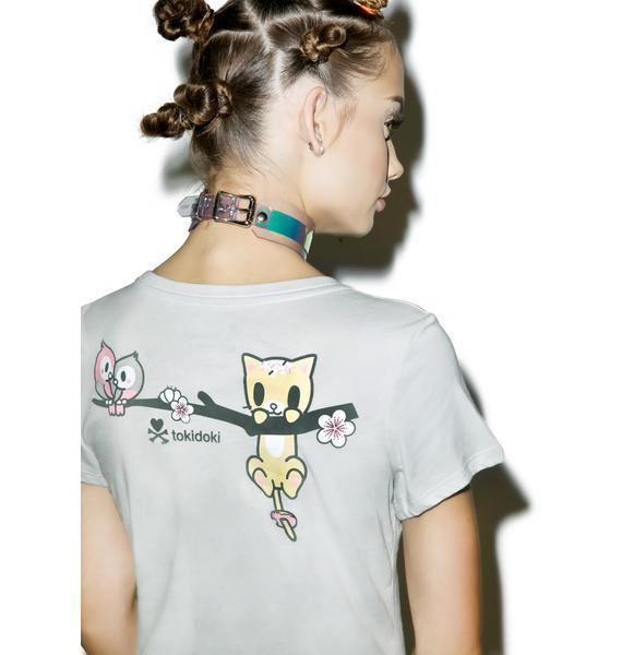 Tokidoki Fiori Dolci T-Shirt