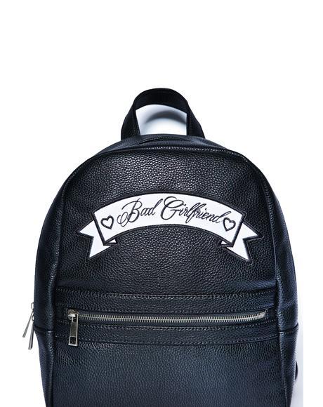 Bad Girlfriend Mini Backpack