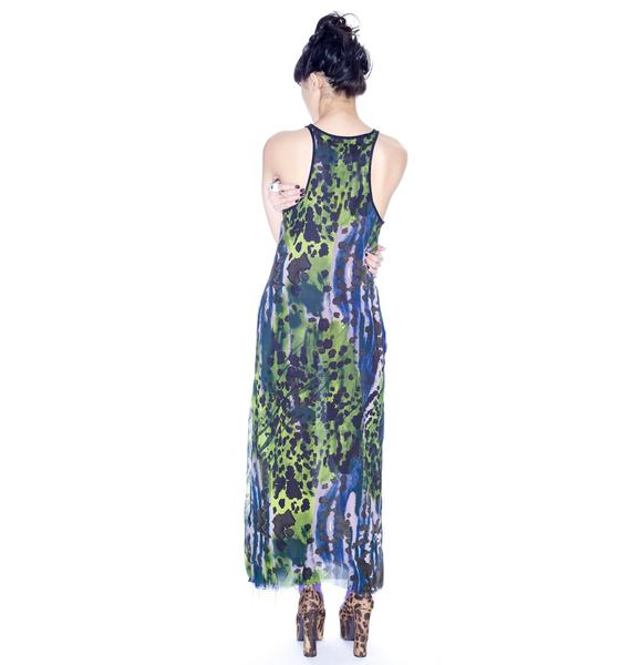 One Teaspoon Havana Maxi Dress